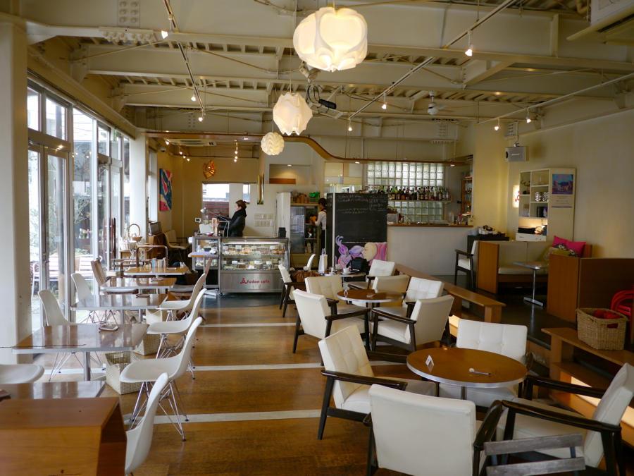 「fudancafe」宇都宮の家具好き必見カフェ:インテリアショップVANILLA
