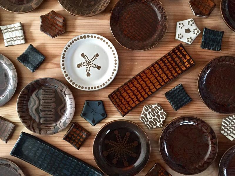 笠間焼作家、陶器販売会を開催します(7/7~7/16)