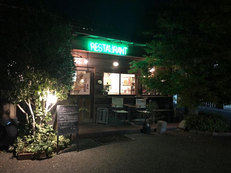 オクぷく15食目「LOCAL Restaurant HUT」宇都宮市・鶴田町